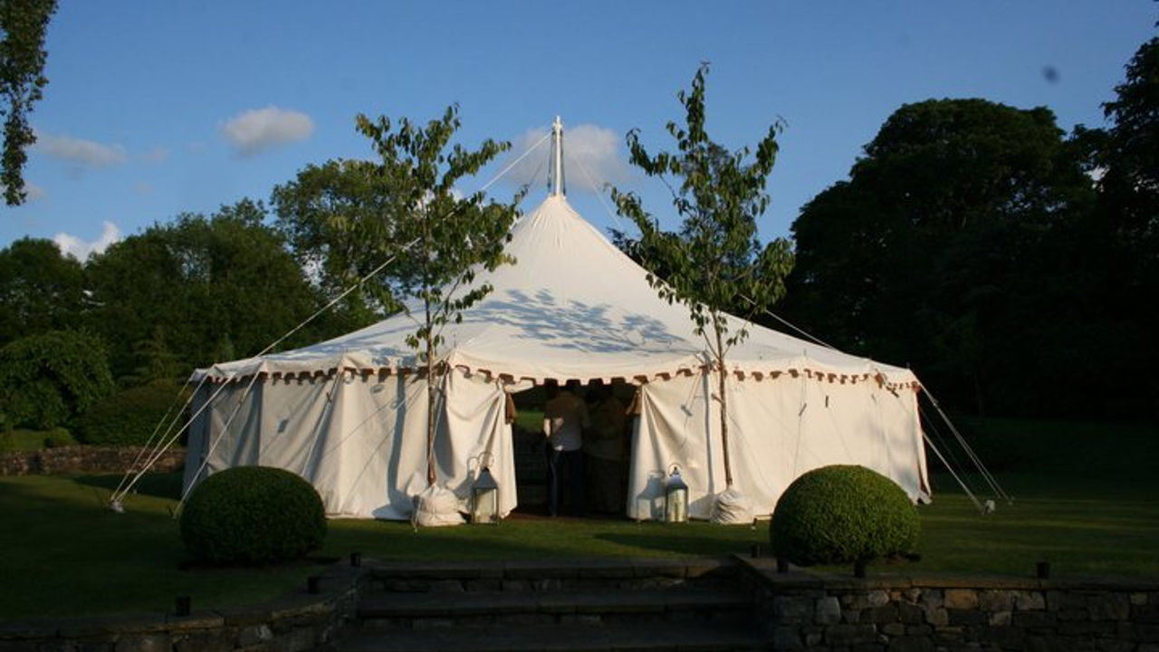 Victorian Marquees & Victorian Gallery